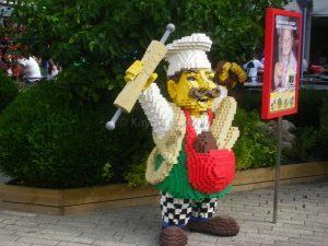 Legoland. Bilund