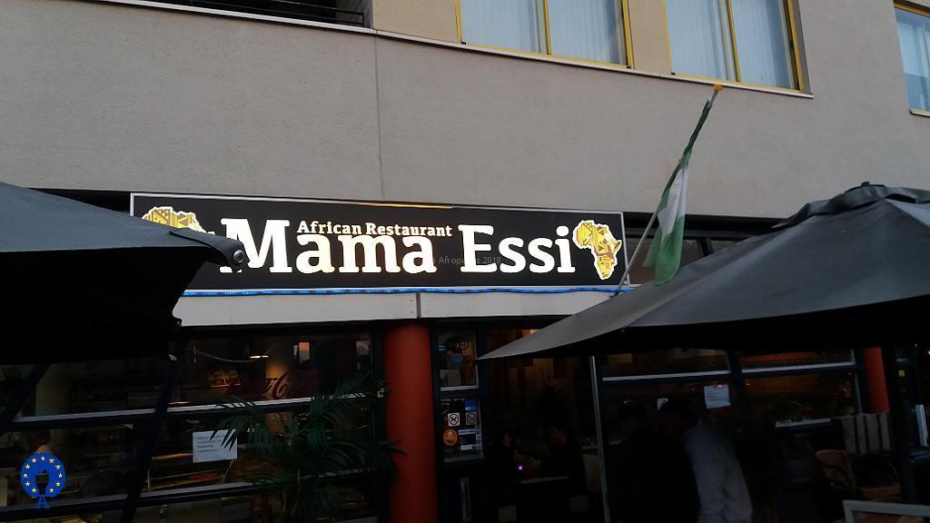 Mama Essi Restaurant –  Rotterdam