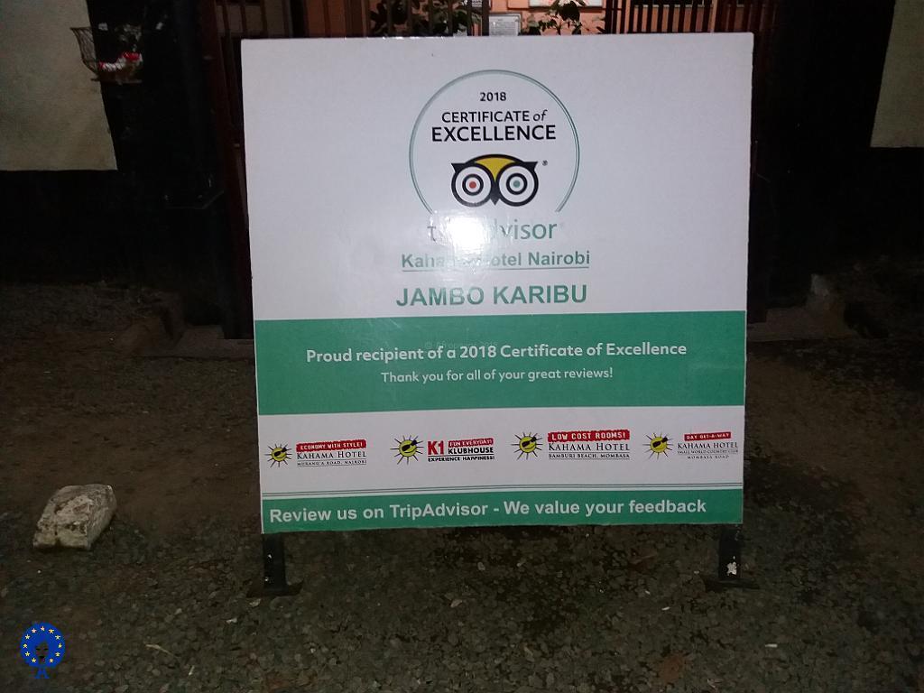 Kahama Hotel Nairobi Rip-Off
