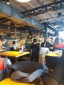 Beren restaurant, Feyenood
